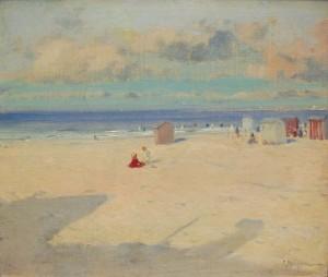 Meifren. Playa. 46x58.5 cm